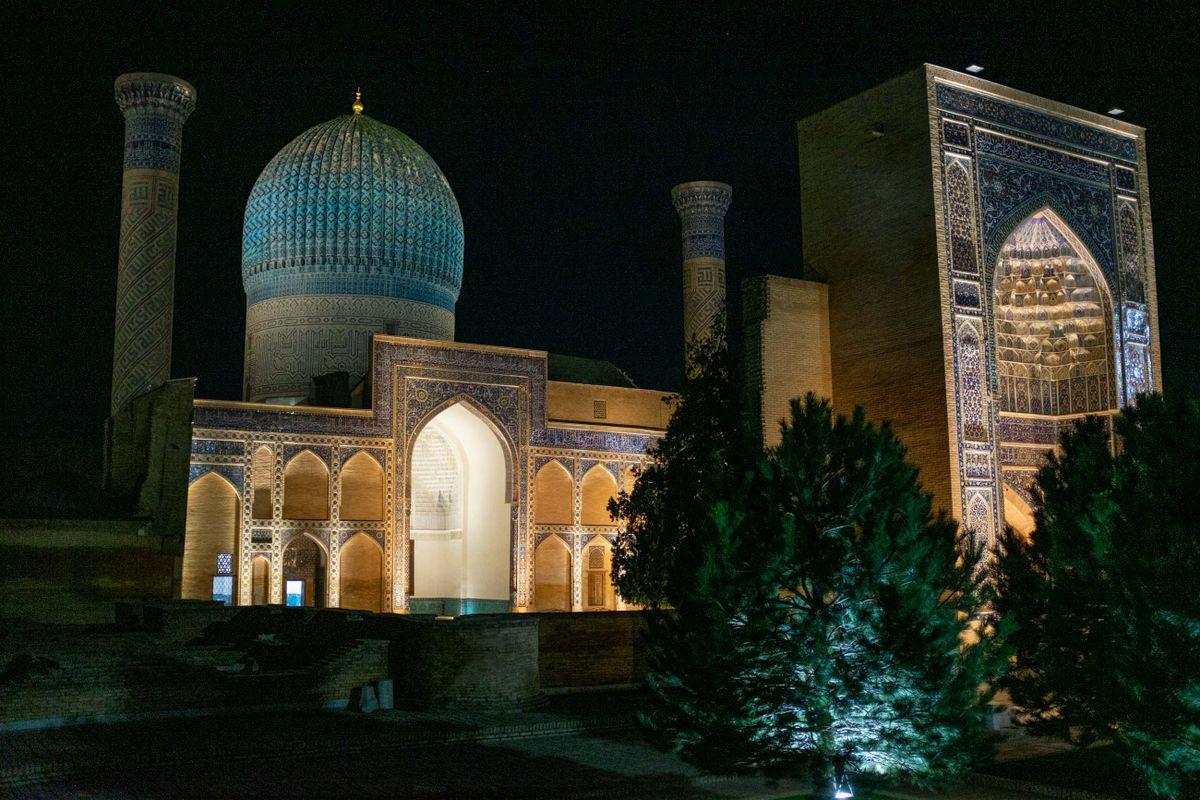 Uzbekistan: rozprávka hodvábnej cesty