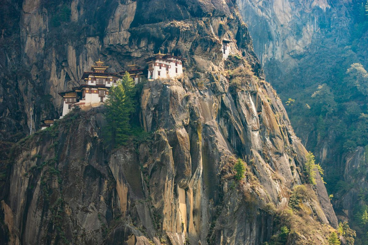 Bhután, Sikkim, Dardželing