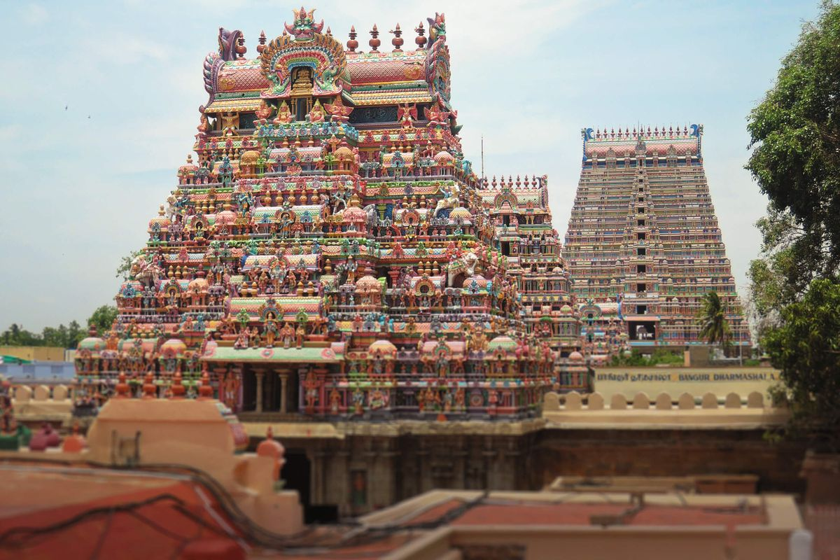 Južná India - maximálne poznanie