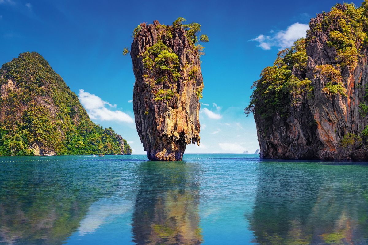 Thajsko, Malajzia, Singapur