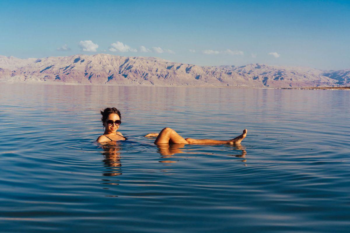 Najzaujímavejšie miesta sveta: Mŕtve more