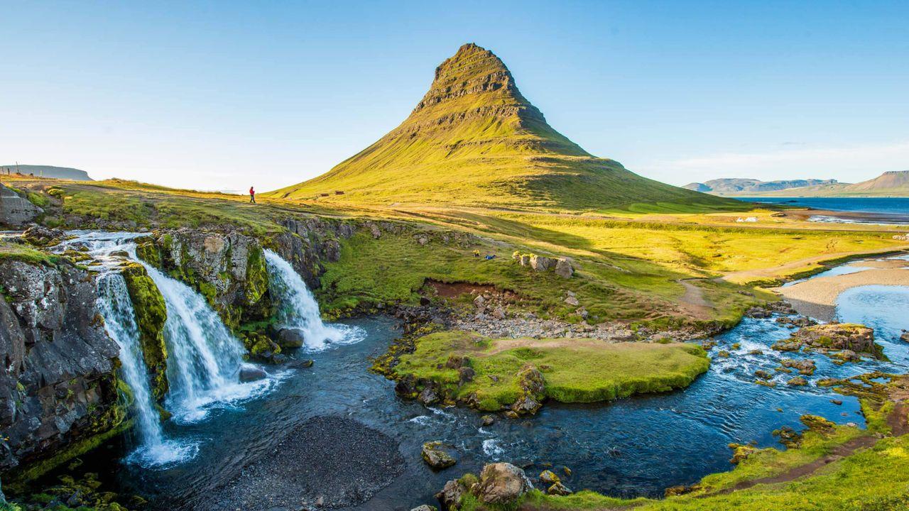 Ohnivý okruh Islandom