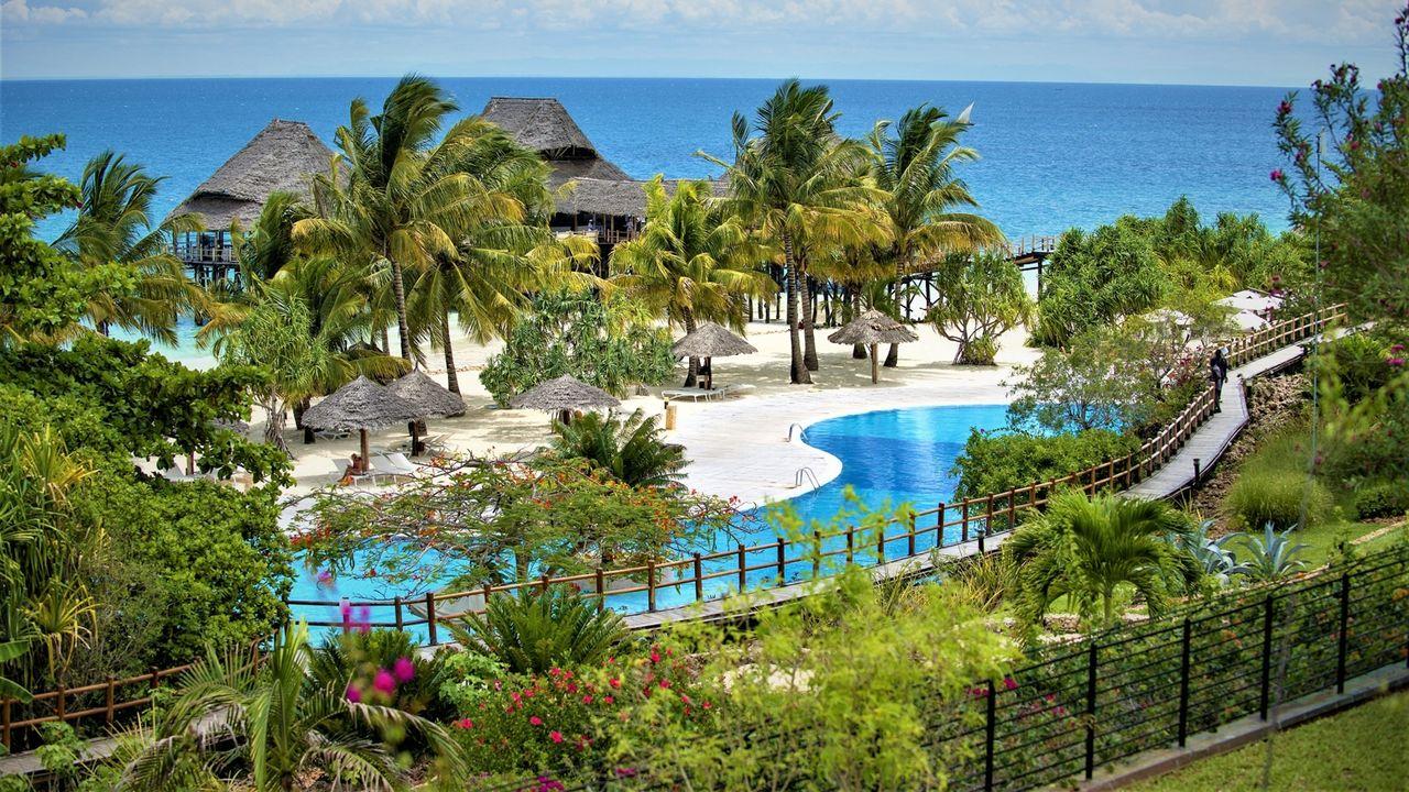 Zanzibar - riu hotel