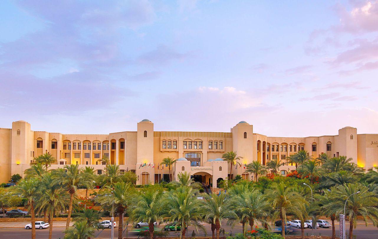 Luxusné ubytovanie Jordánsko