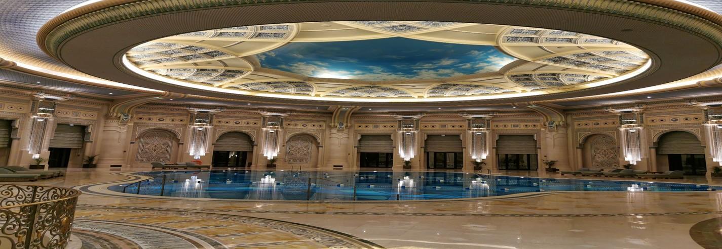 Saudská Arábia Hotely a ubytovanie