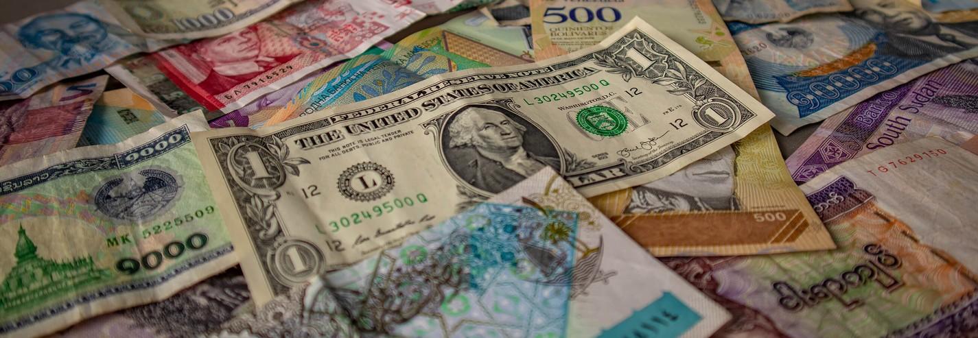 USA Peniaze a mena