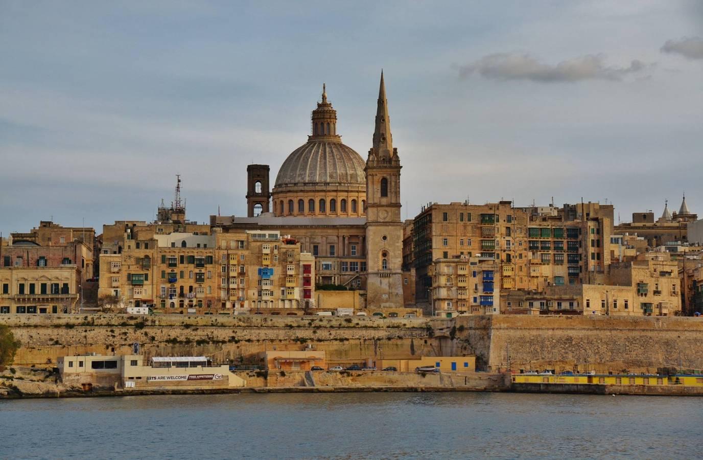 Malta – krajina slnka, nýmf a kostolov
