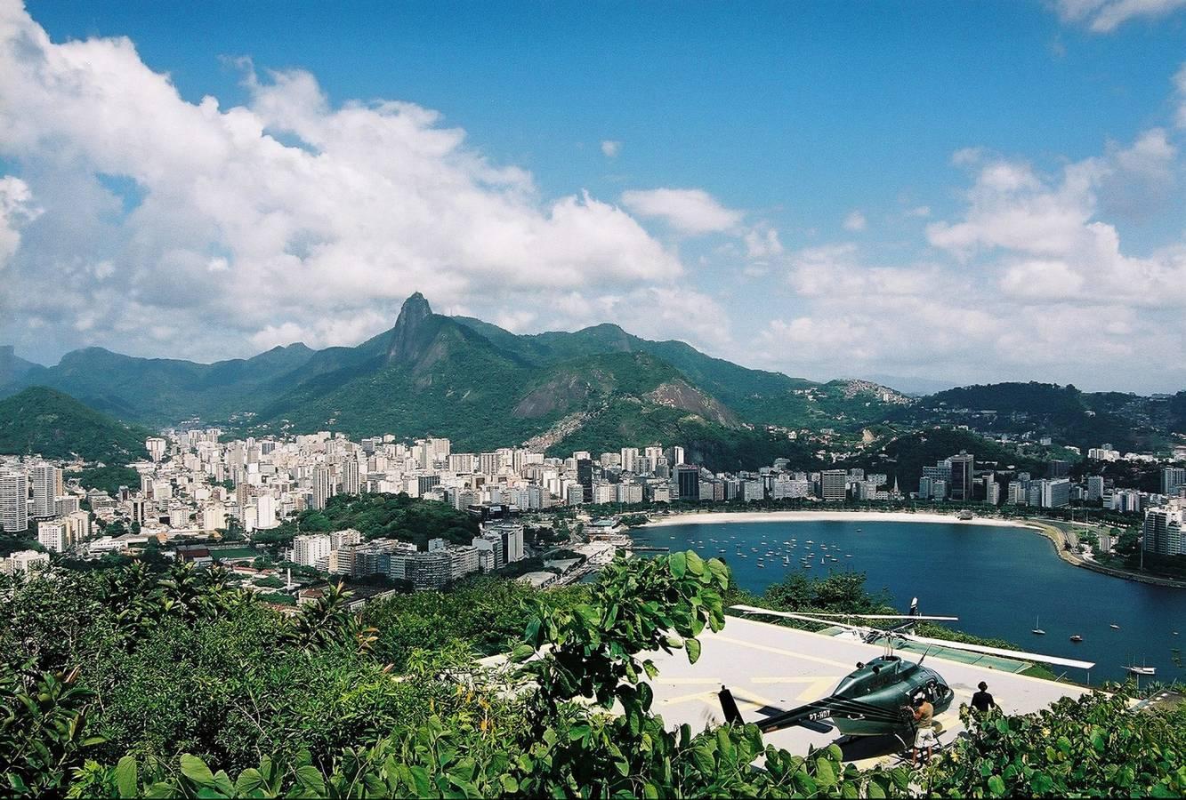 Rio de Janeiro - ešte ste tam neboli?