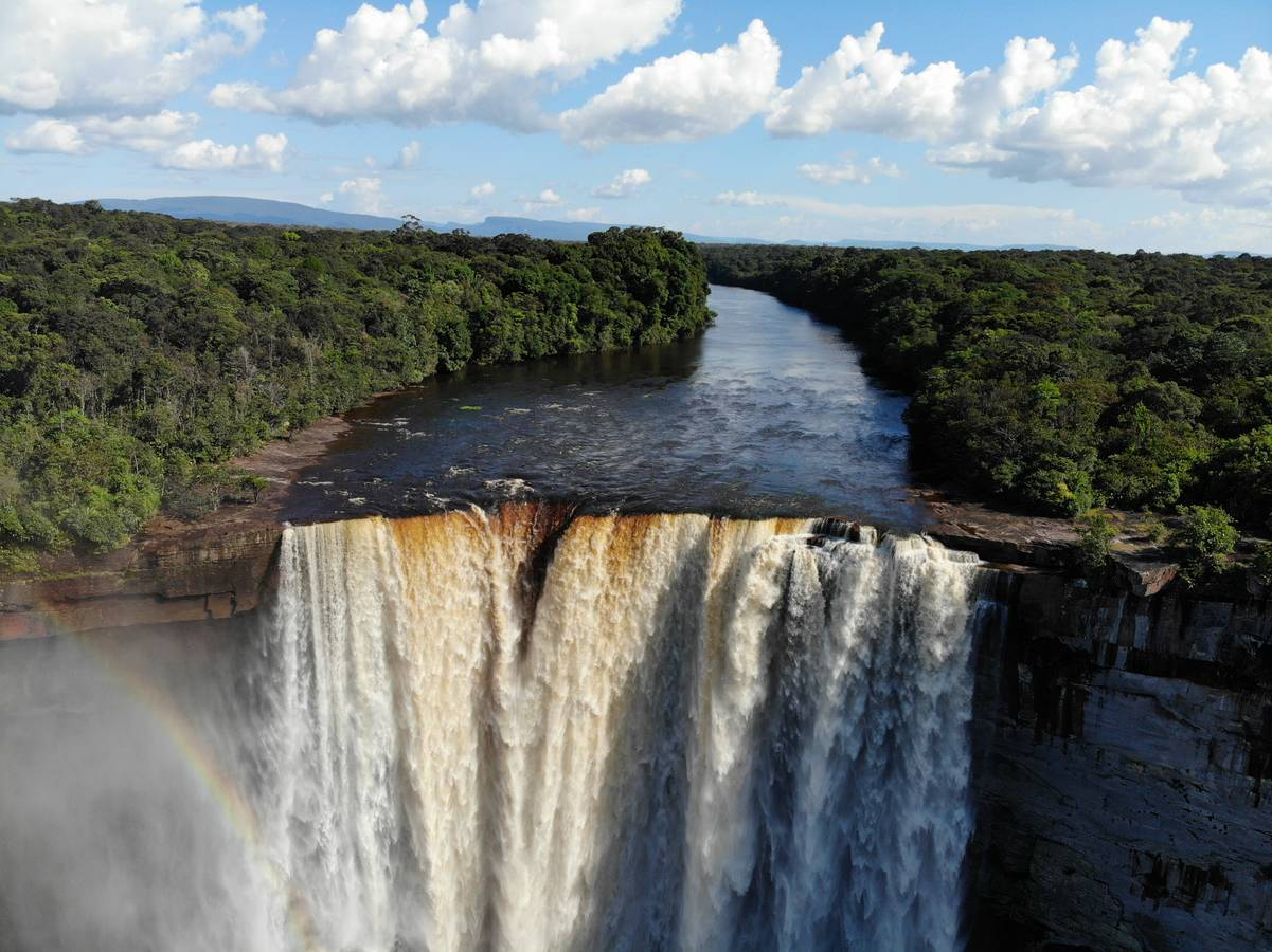 Divoká Guyana