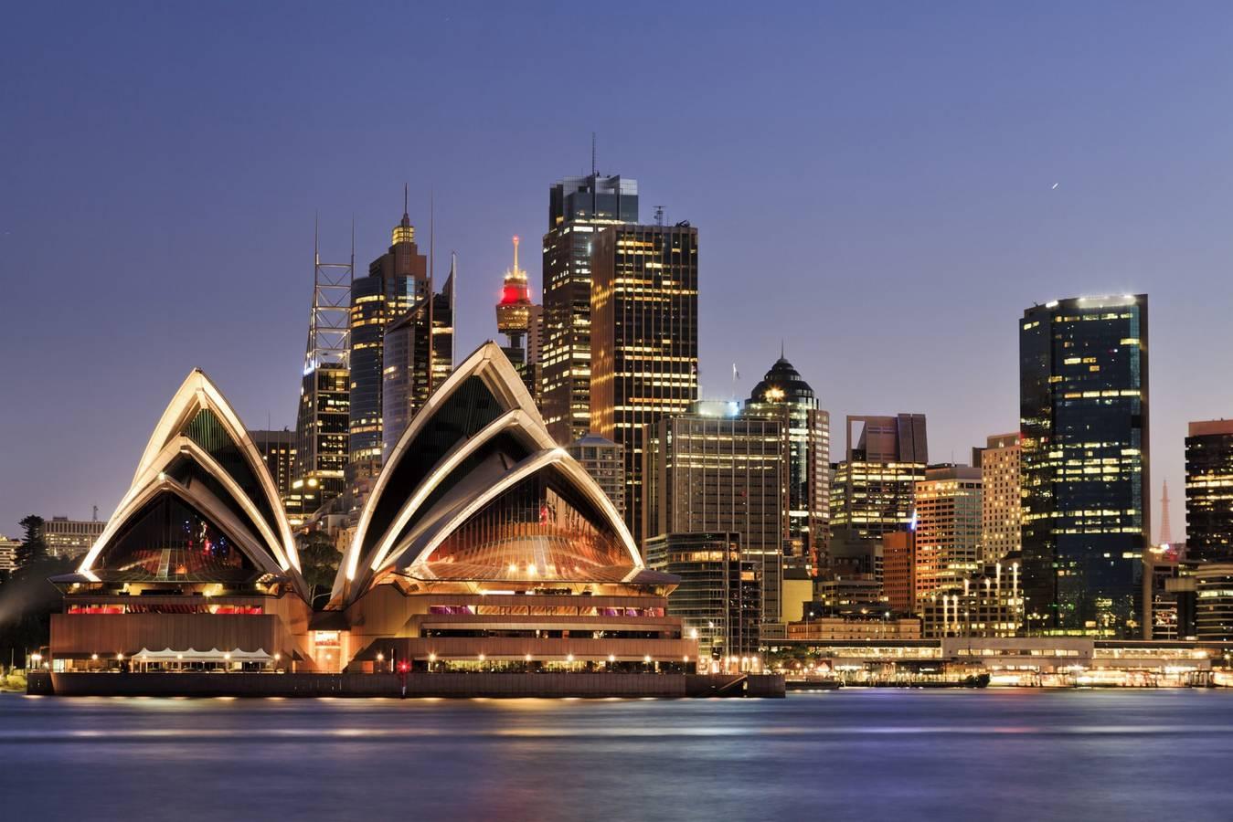 Sydney - prehliadka