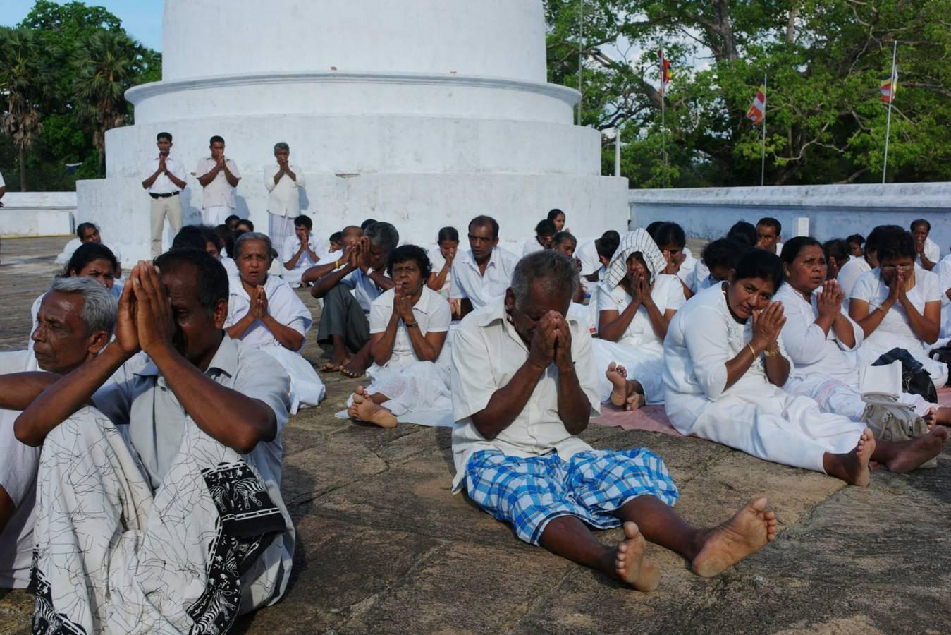 Ako pomôcť Srí Lanke