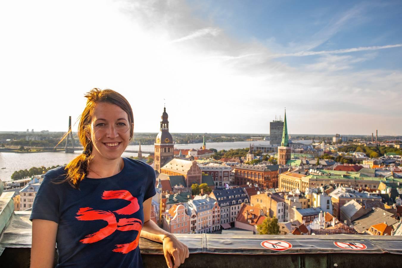 Riga - metropola Pobaltia plná prekvapení