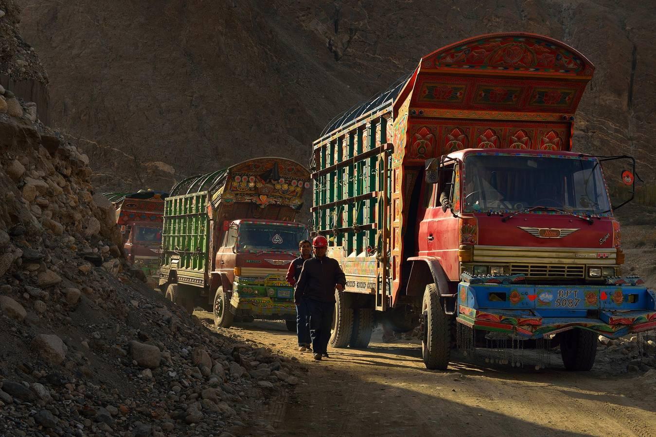 Manali - Leh Highway - najkrajšia cesta cez Himaláje