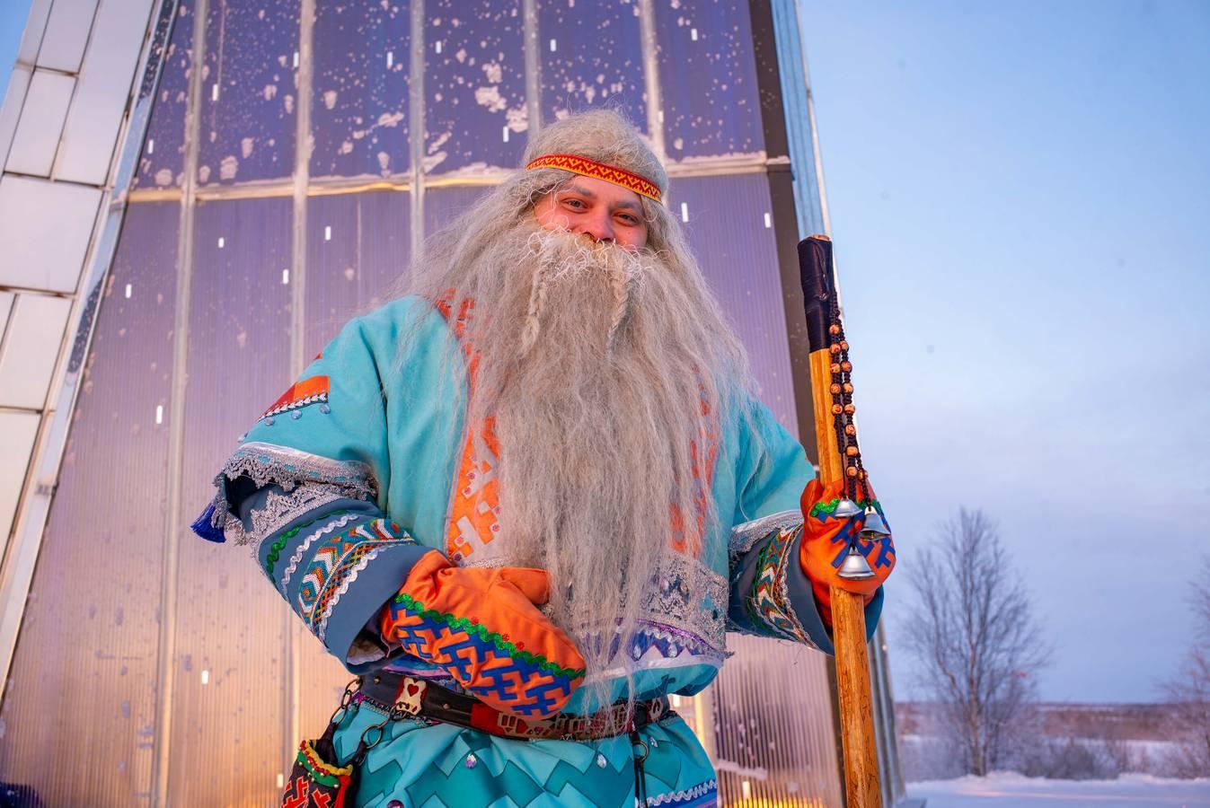 Za sibírskym Dedom Mrázom