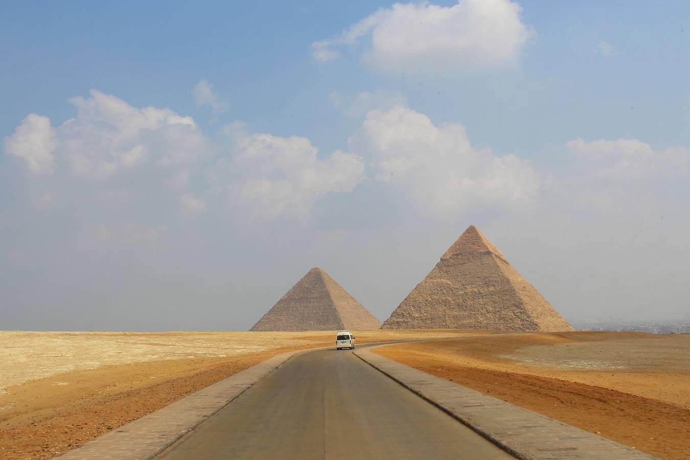 Po stopách starovekých Egypťanov - prvá časť