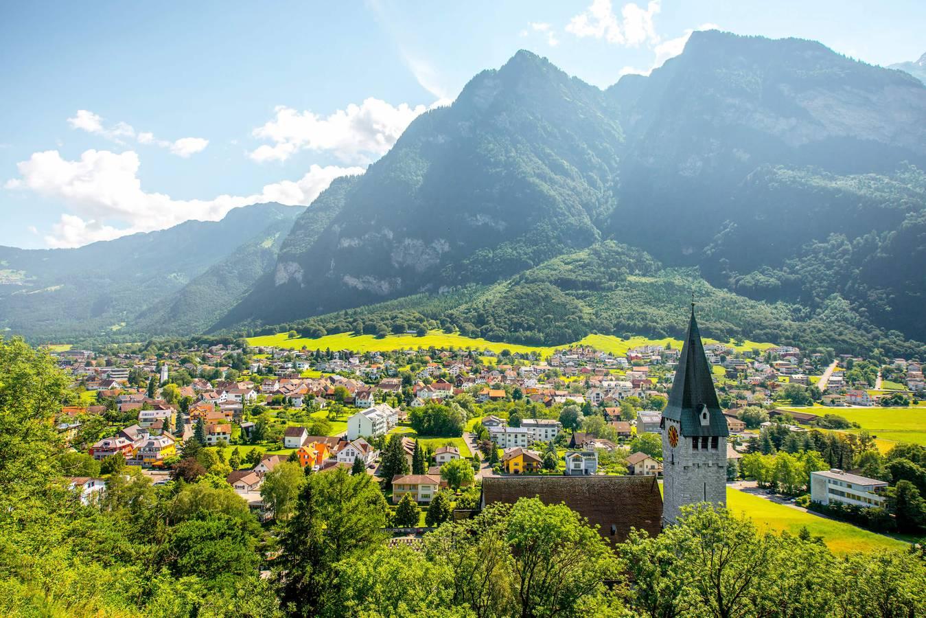 Lichtenštajnsko – alpský trpaslík
