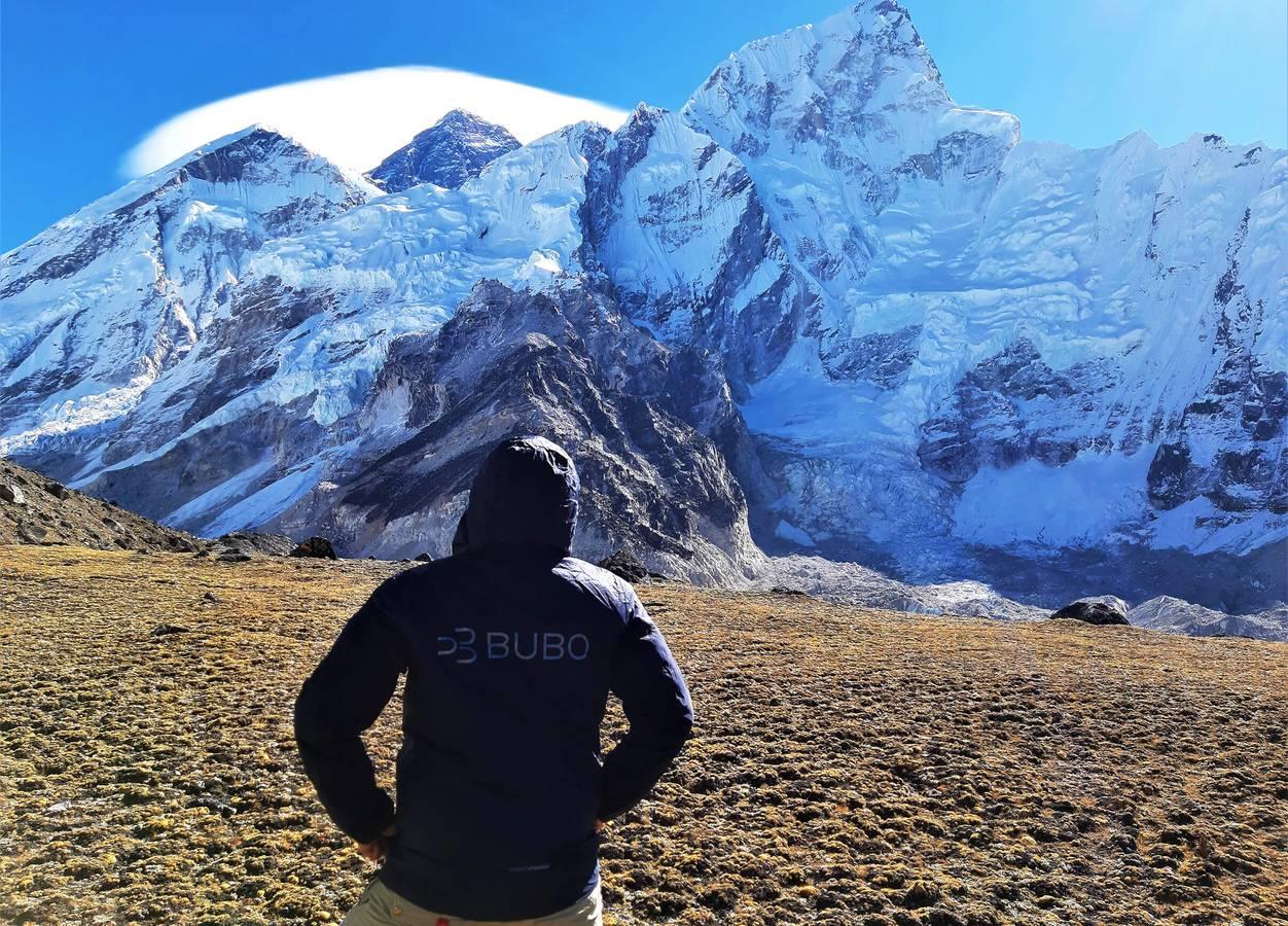 Dotyk Mount Everestu