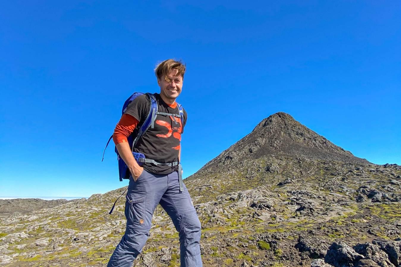 Najvyšší vrch Azorov