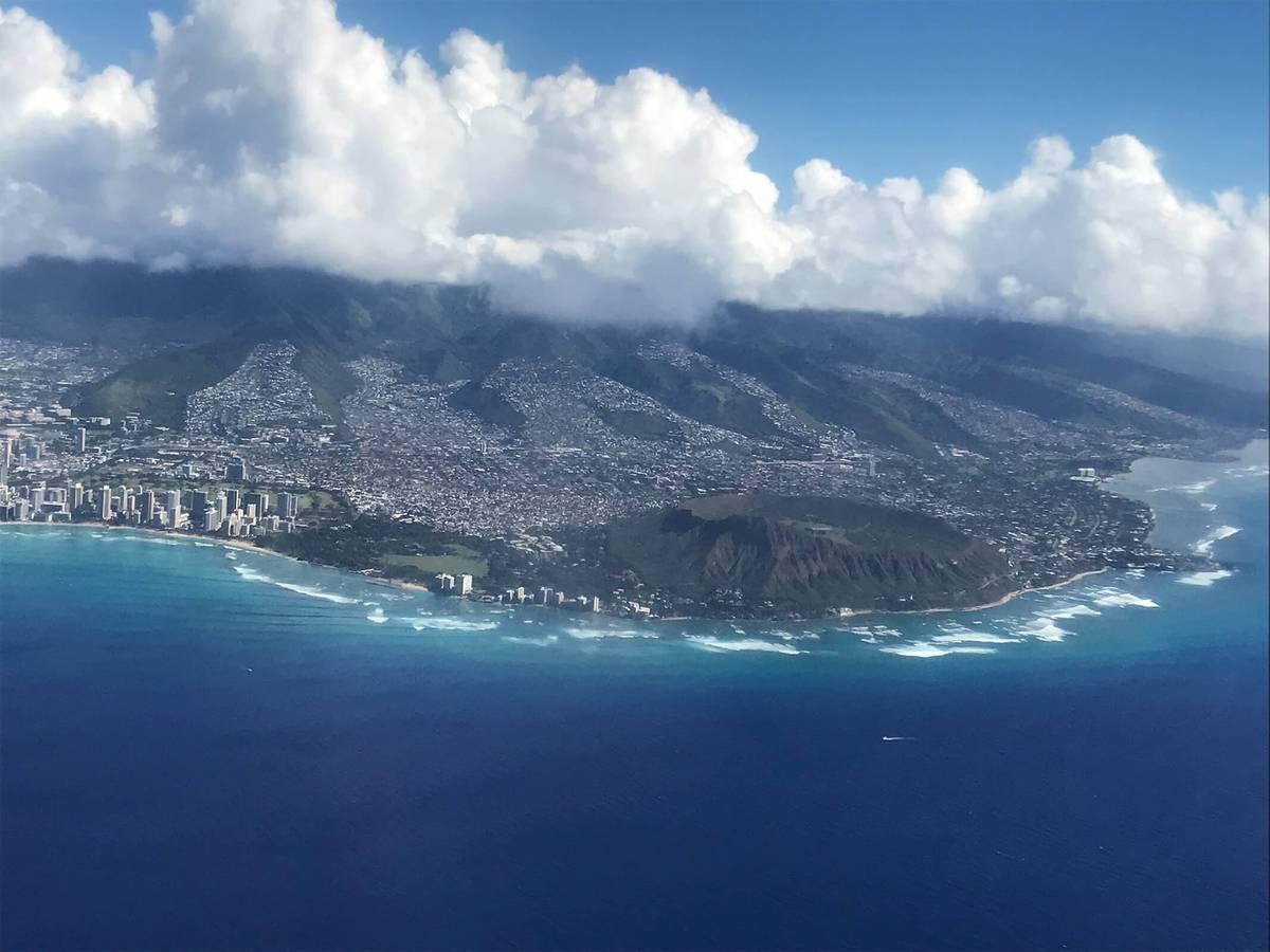 Oahu - okolo ostrova za jeden deň
