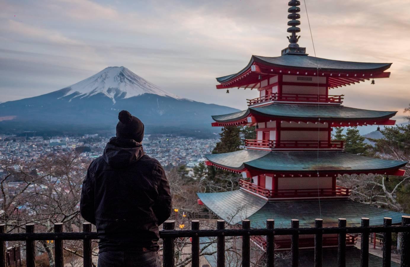 Kamakura a Hakone - výlet za šogúnmi a hanblivou horou Fuji