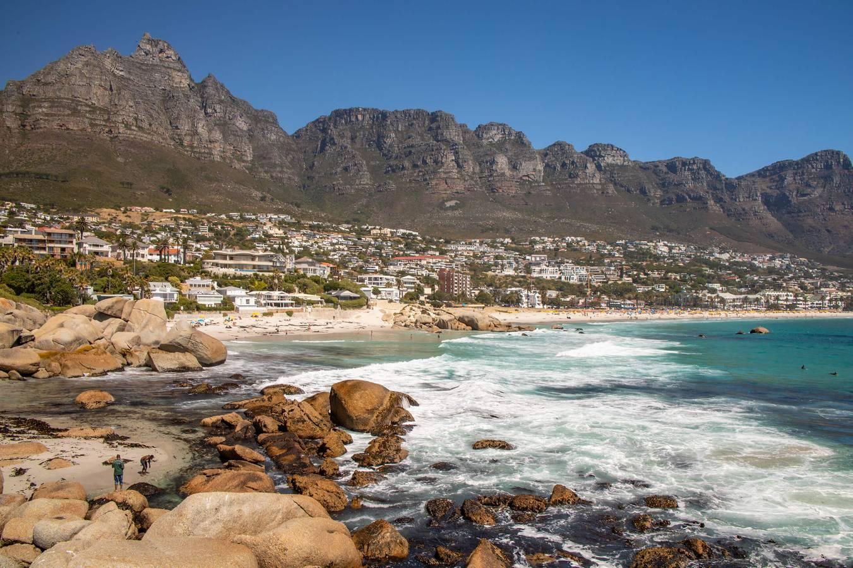 Kapské Mesto - tipy na cestu na juh Afriky