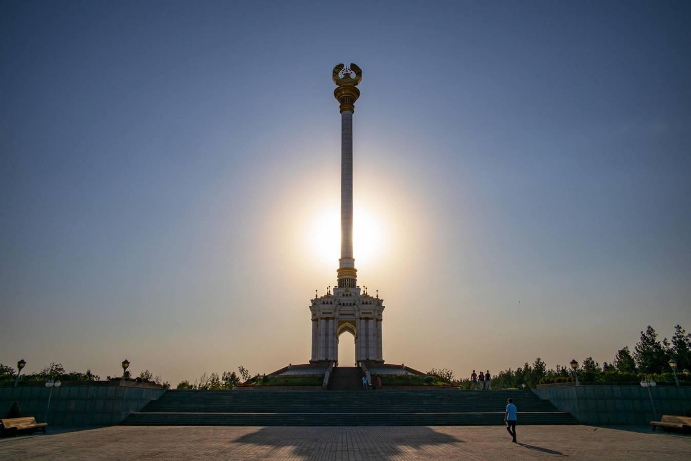Dušanbe – Stalinovo úspešné dieťa