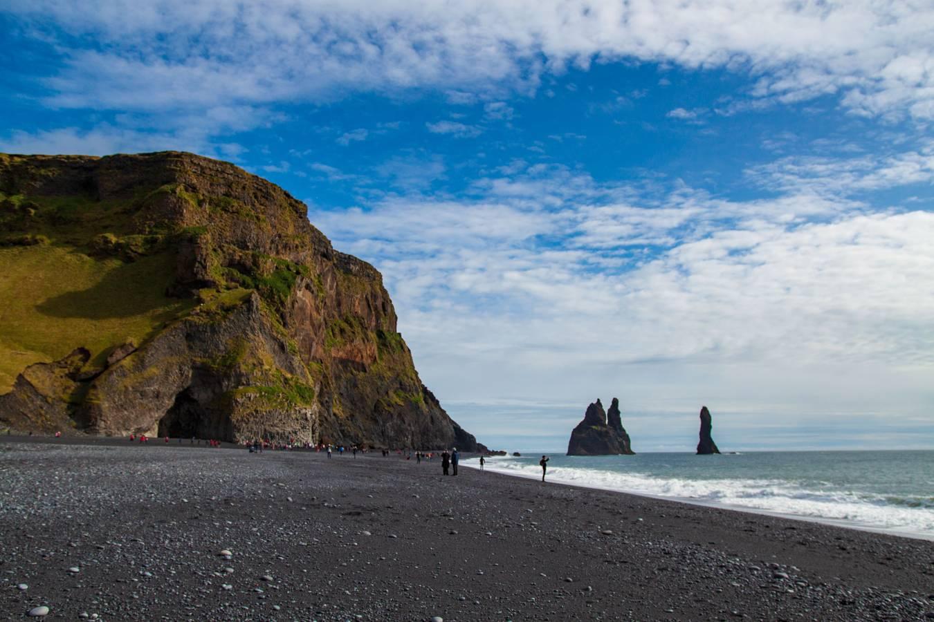 Magický juh Islandu