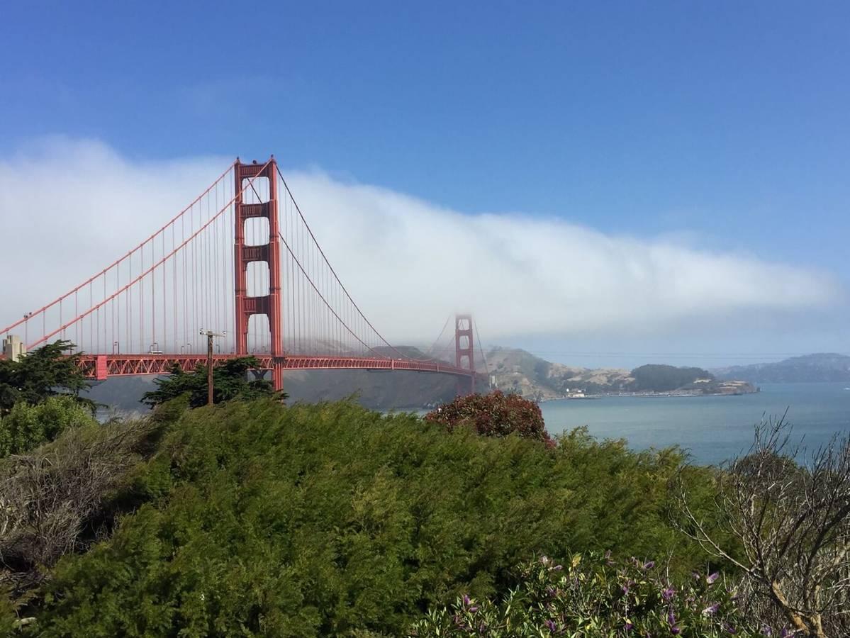San Francisco - mesto s dušou slobody