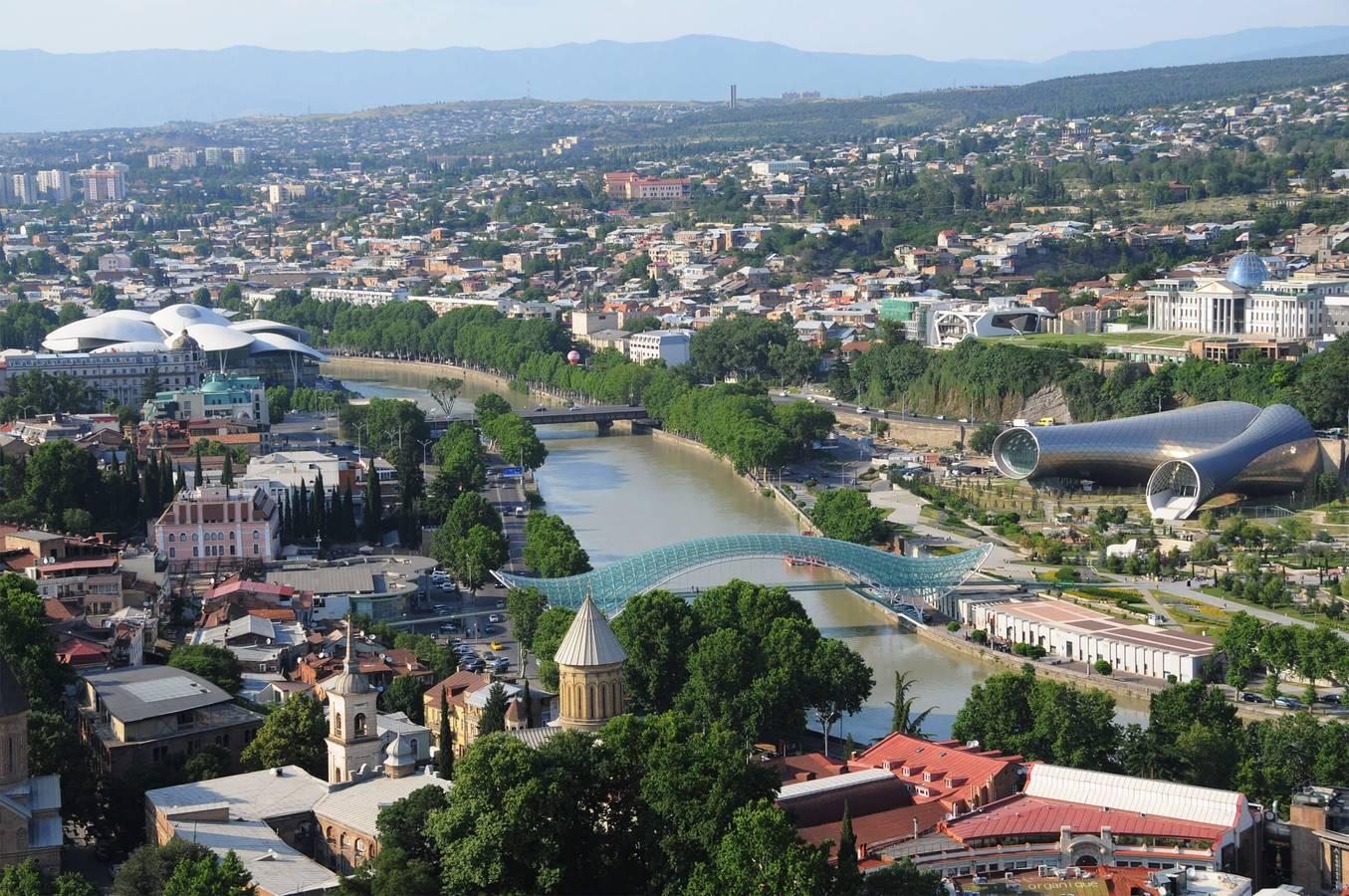 Kaukazská krásavica Tbilisi
