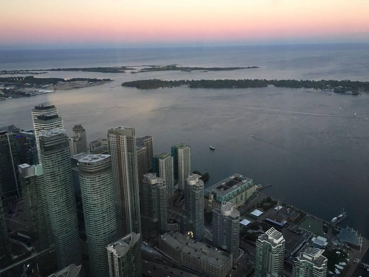 Toronto a Niagara - poklady provincie Ontário