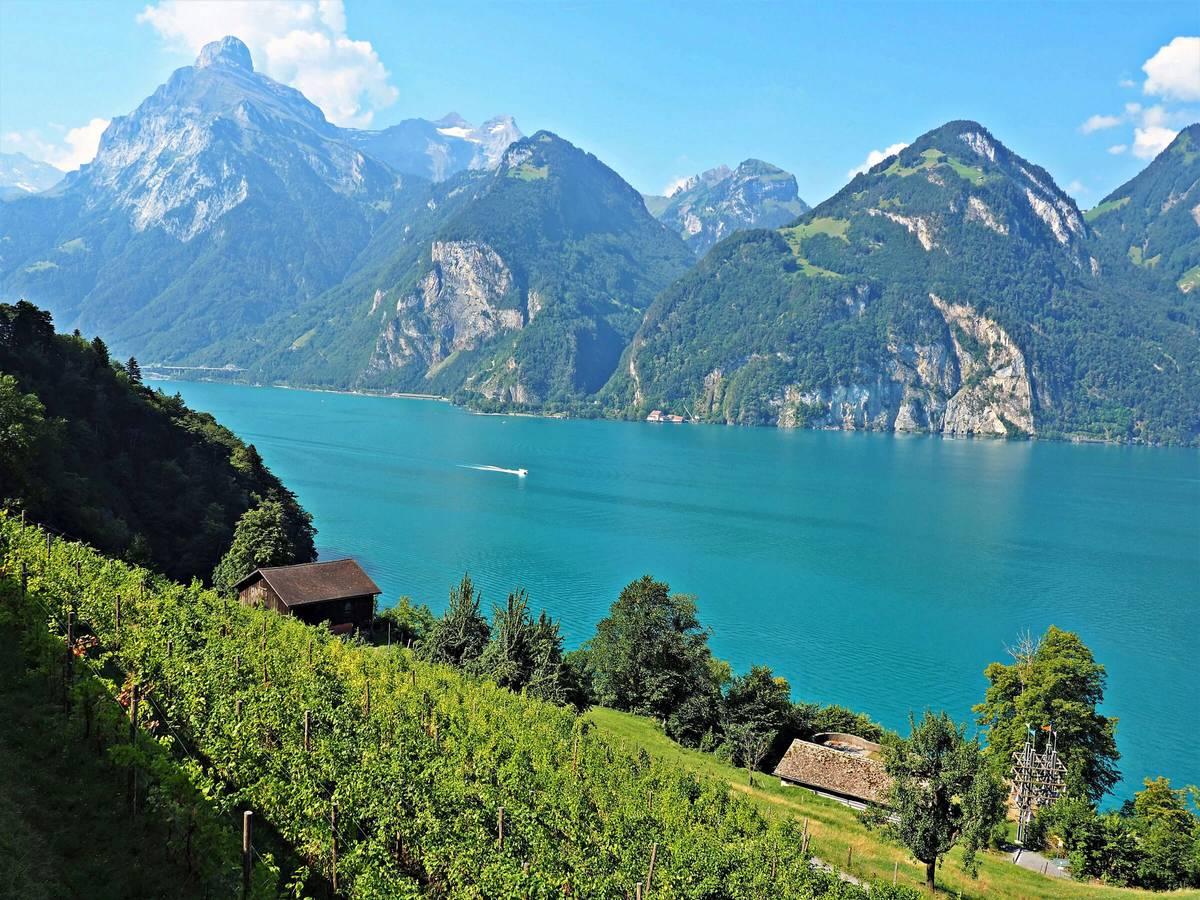 Prečo je Zürich najlepším mestom Švajčiarska