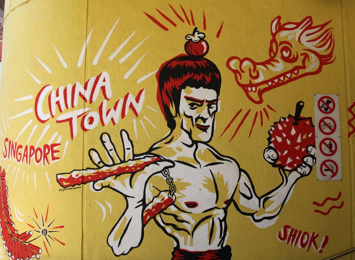 Chinatown – delikatesy ukryté v uličkách Singapuru