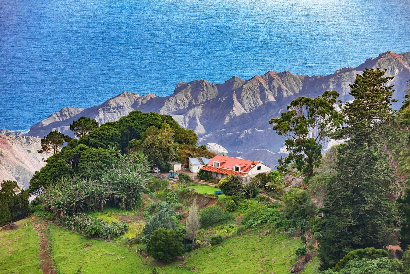 Svätá Helena, Ascension a Tristan da Cunha. Najpodrobnejší turistický sprievodca.