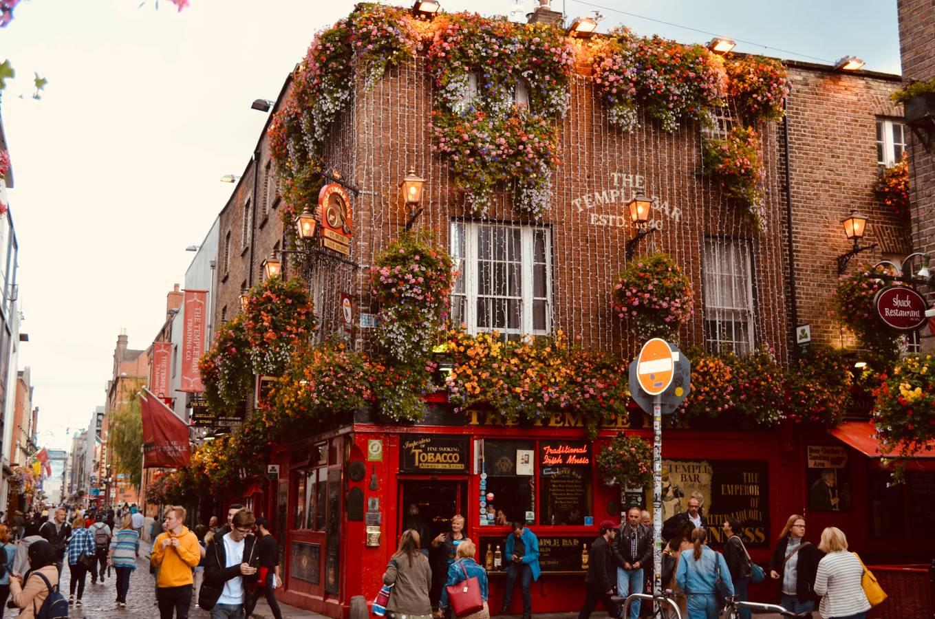 Dublin - metropola piva, whiskey a írskej kultúry