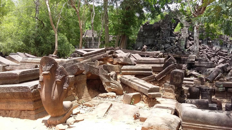 Stratený svet Angkoru