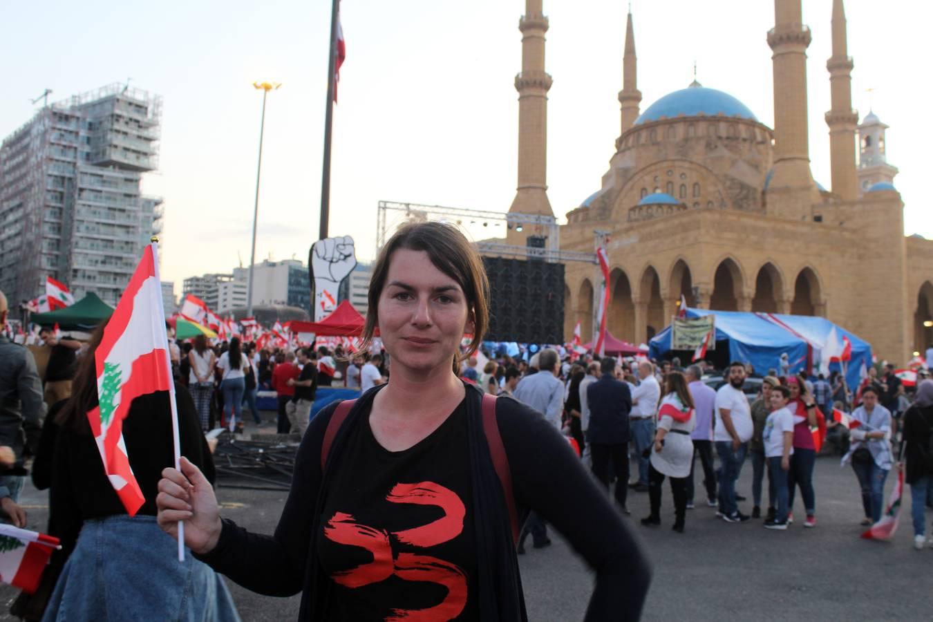 Správy z revolučného Libanonu