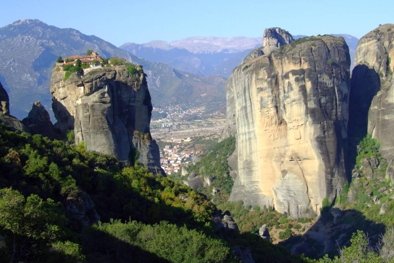 Severným Gréckom od Alexandra Veľkého po Meteoru