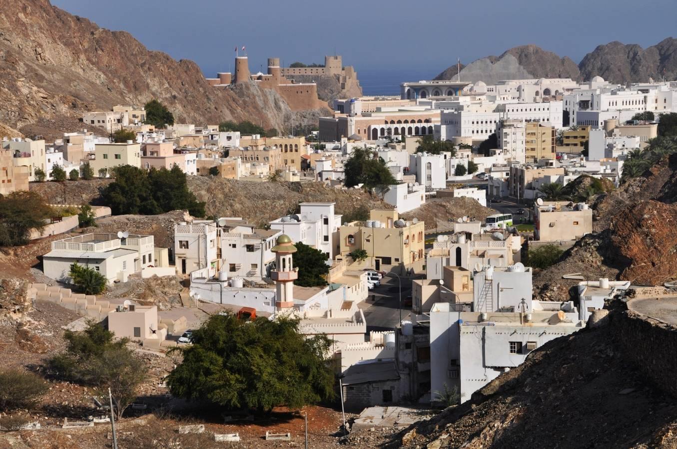 Ománsky Muskat s vôňou kadidla