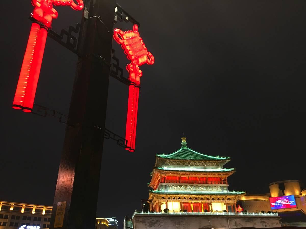 Xi'An - začiatok Hodvábnej cesty