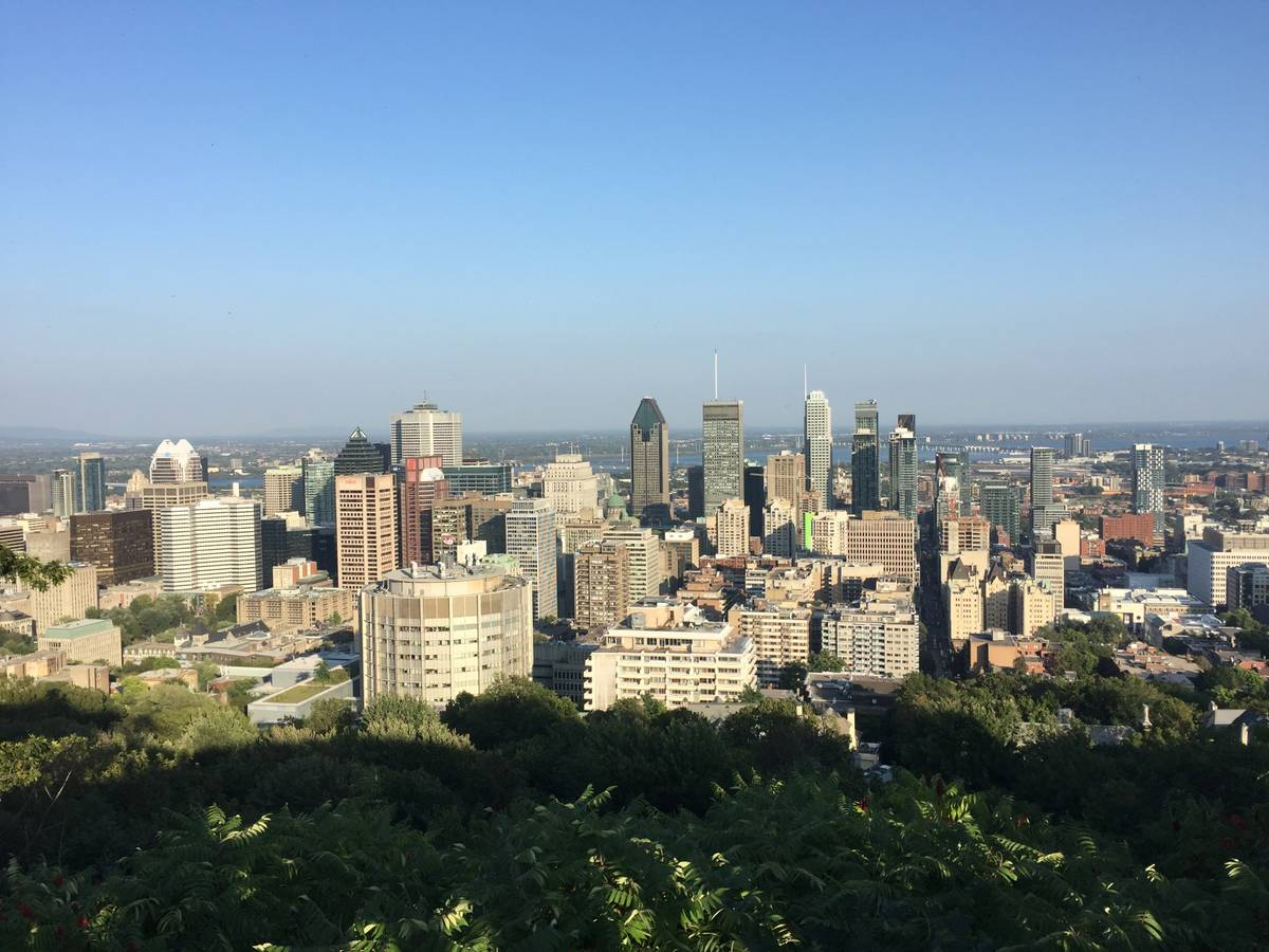 Montreal - mladý v srdci