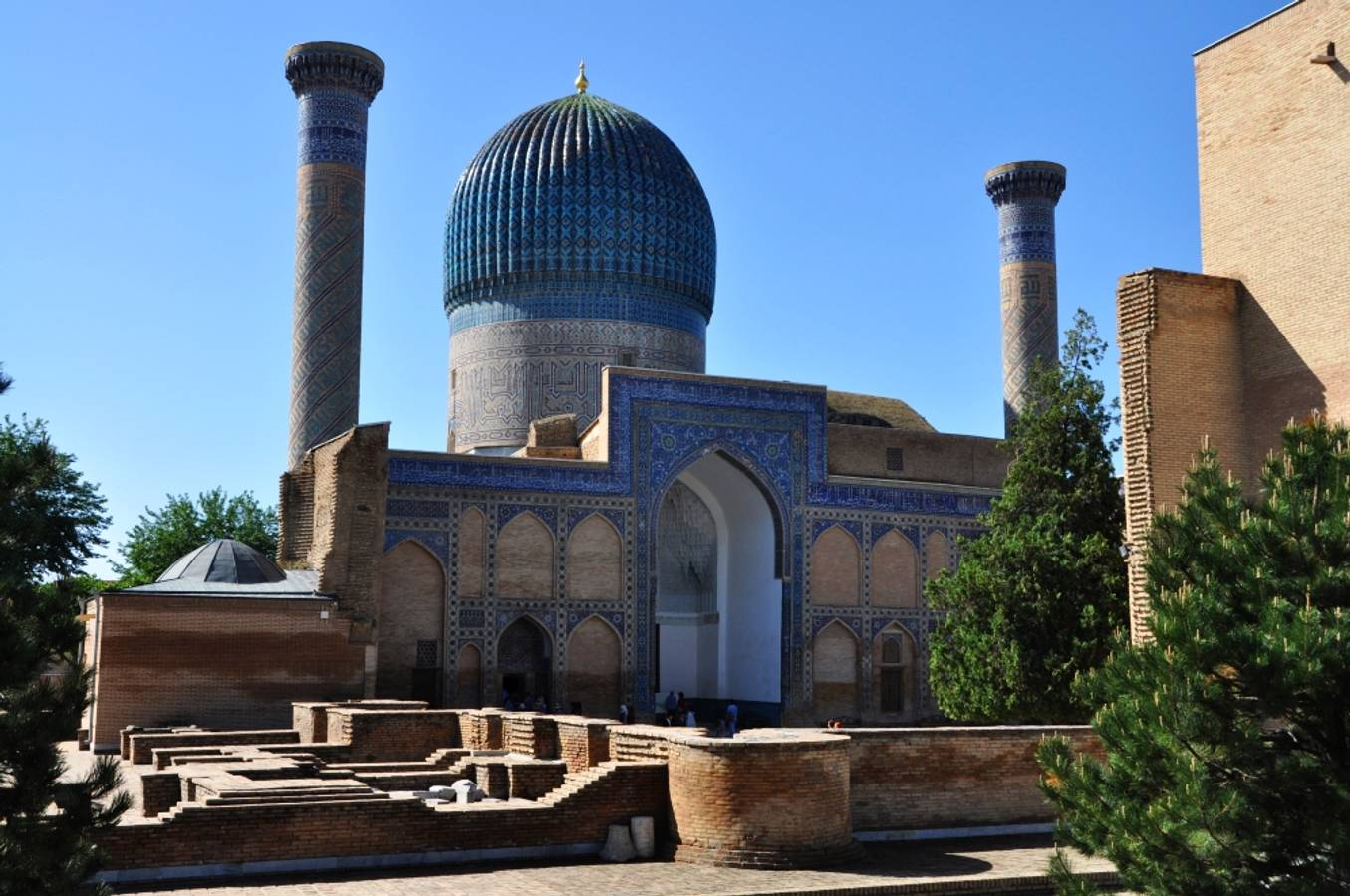 Samarkand - legenda z Hodvábnej cesty