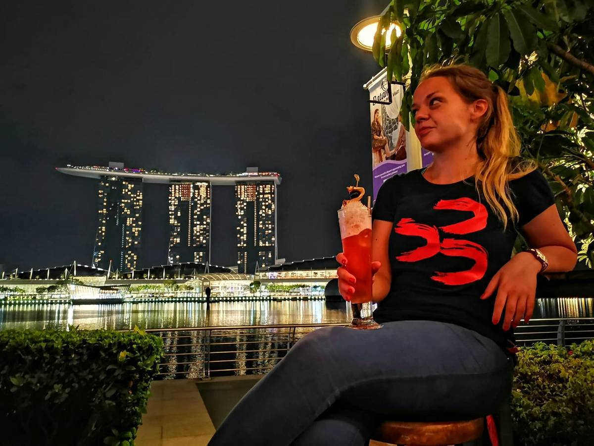 Deväť tvárí Singapuru