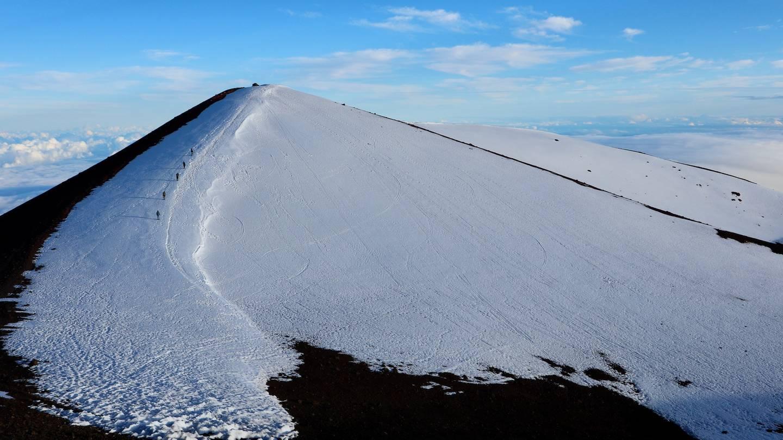 Cesta na najvyššiu horu sveta
