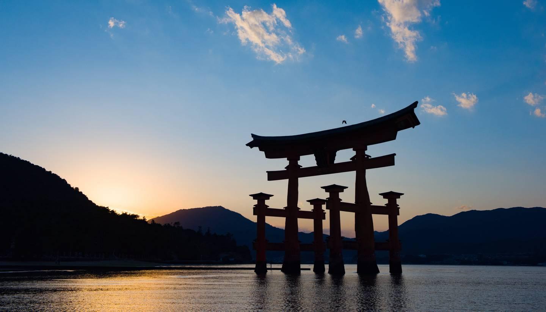 Magický ostrov Miyajima