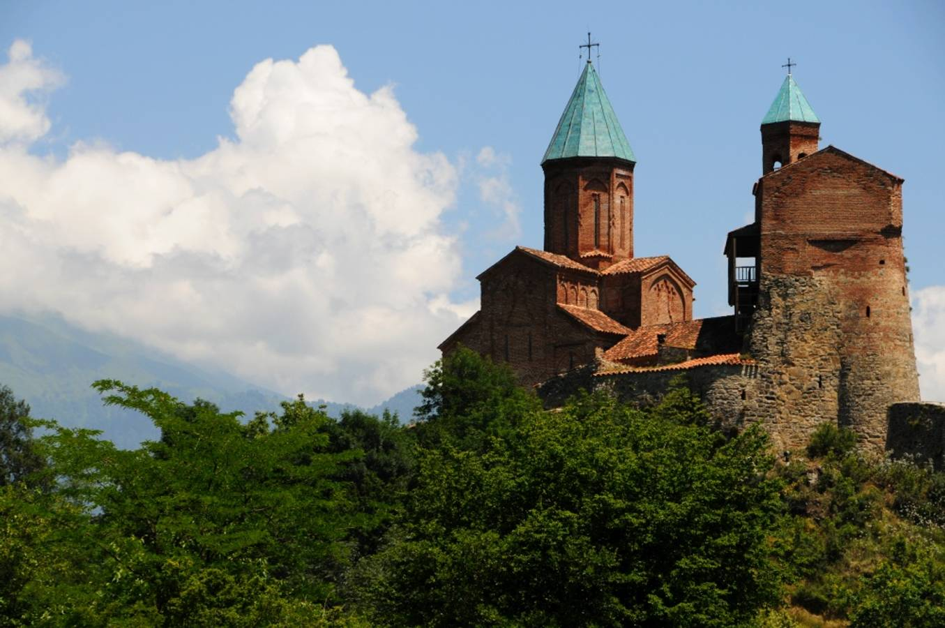 Kacheti – gruzínskymi vínnymi cestičkami