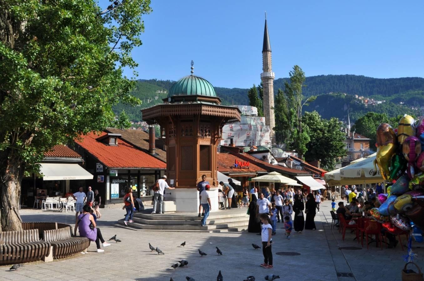 Bosna a Hercegovina. Balkánsky Orient
