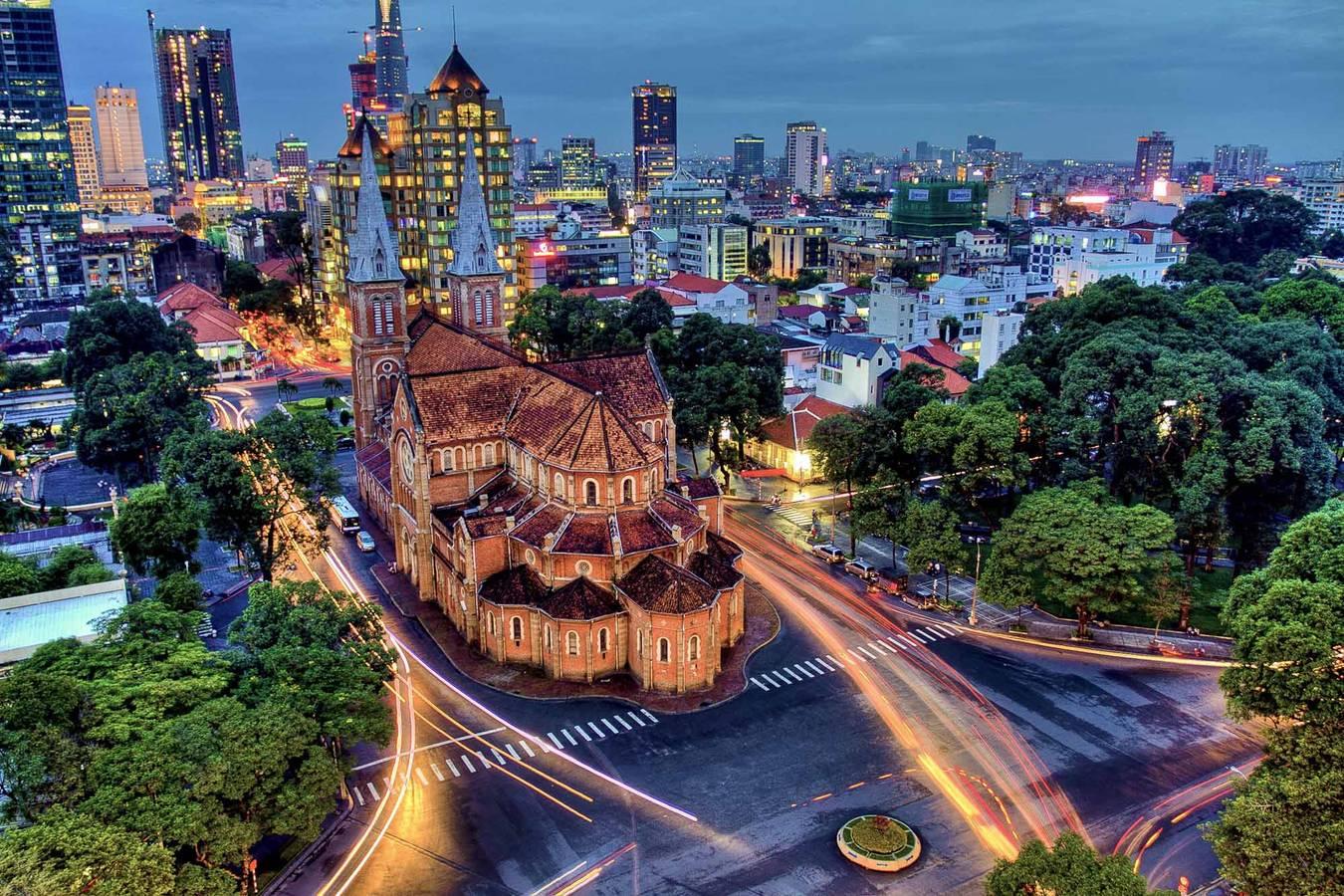 Perla ďalekého východu - Ho Či Minovo Mesto