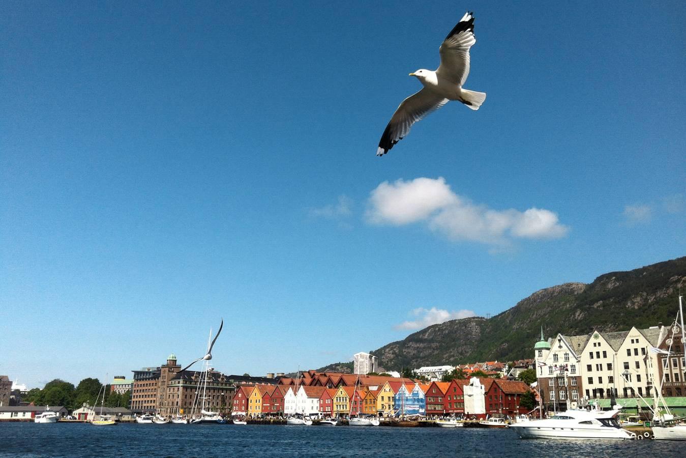 Bergen - najnórskejšie mesto sveta