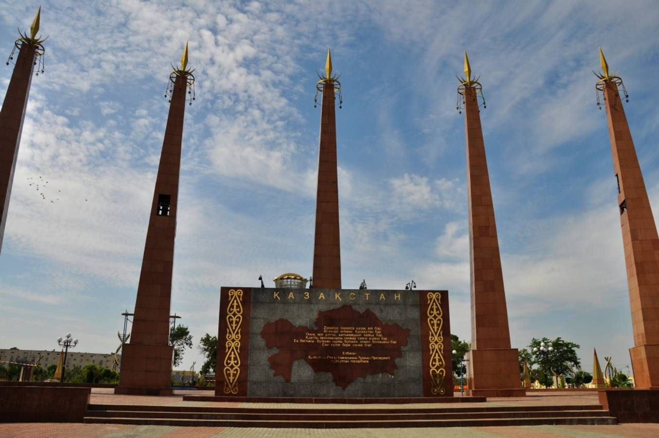 Šimkent - v treťom najväčšom meste Kazachstanu