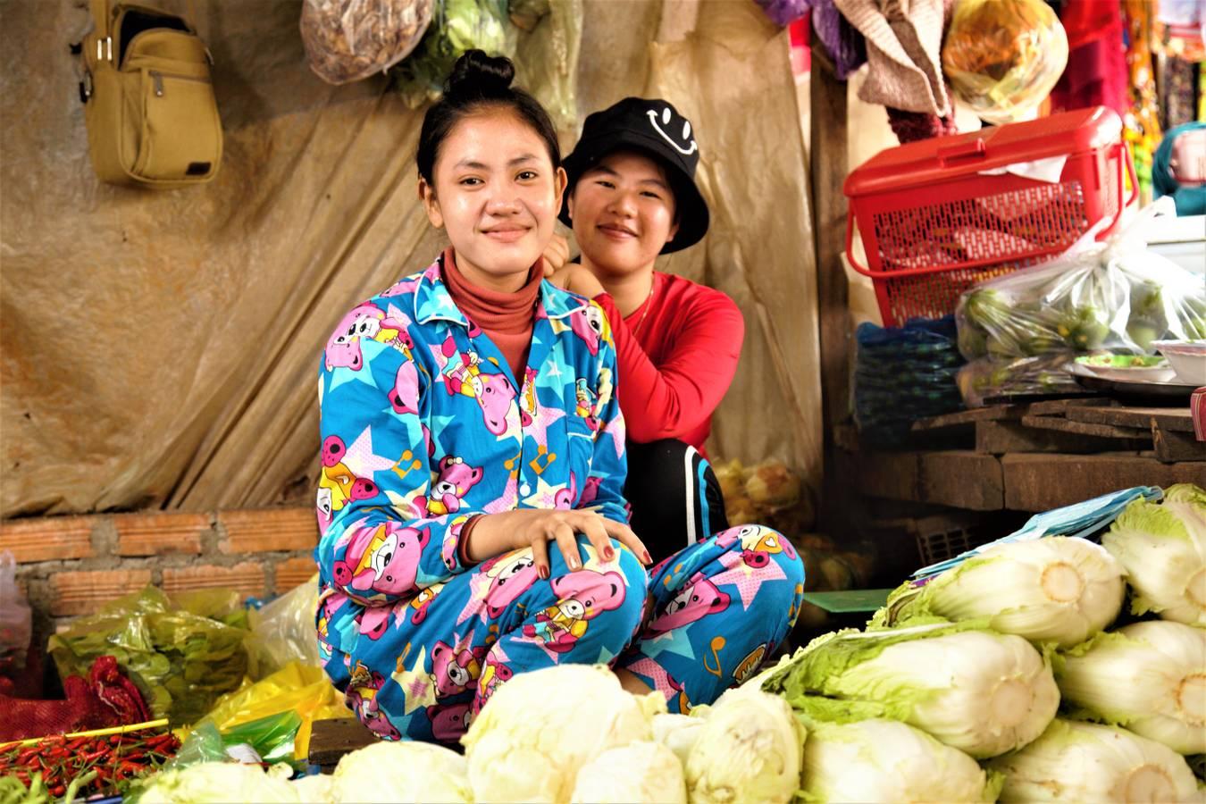 Nepoznaný vidiek krásnej Kambodže